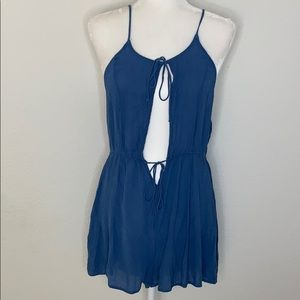 Free People Intimately Open Front Romper